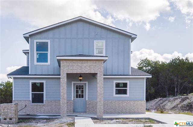 TBD Blackhawk, Copperas Cove, TX 76522 (MLS #389765) :: The Myles Group