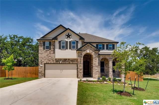 909 Crown Anchor Bend, Georgetown, TX 78633 (MLS #389781) :: Brautigan Realty