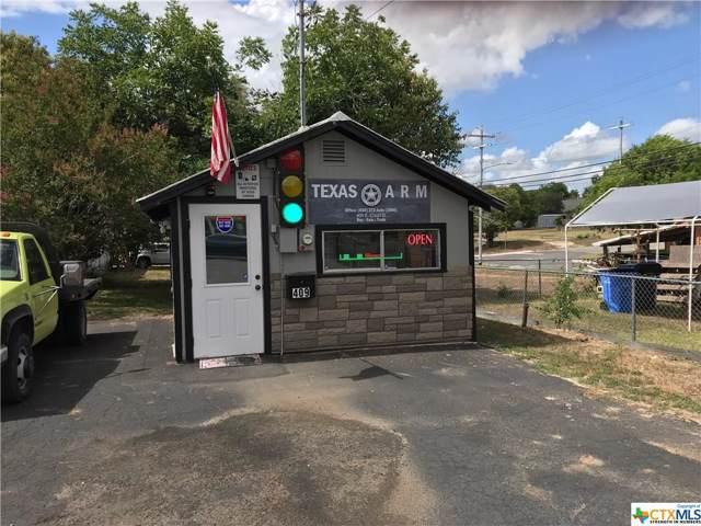409 E Court Street, Seguin, TX 78155 (MLS #389804) :: The Zaplac Group