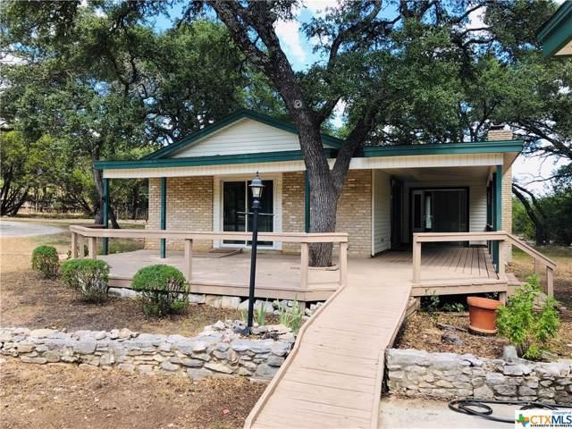 700 E Summit Drive, Wimberley, TX 78676 (MLS #389818) :: Vista Real Estate