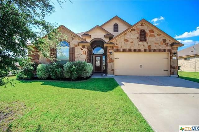 5210 Sandstone Drive, Temple, TX 76502 (MLS #389843) :: Brautigan Realty