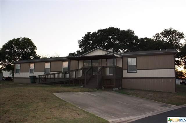 1704 Martin Luther King Jr Boulevard #295, Killeen, TX 76543 (MLS #389848) :: The Graham Team