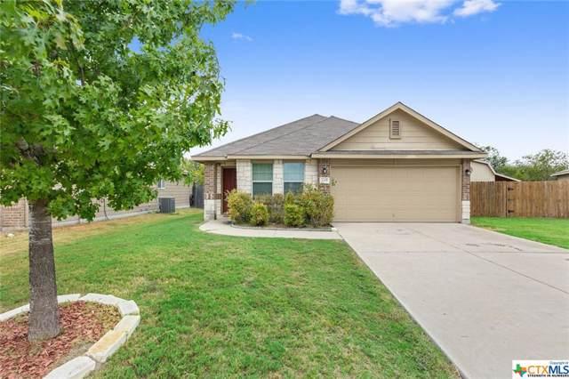 245 Bashaw Loop, Temple, TX 76502 (MLS #389905) :: The Myles Group