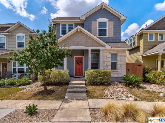 142 Fort Griffin Drive, San Marcos, TX 78666 (#389916) :: Realty Executives - Town & Country