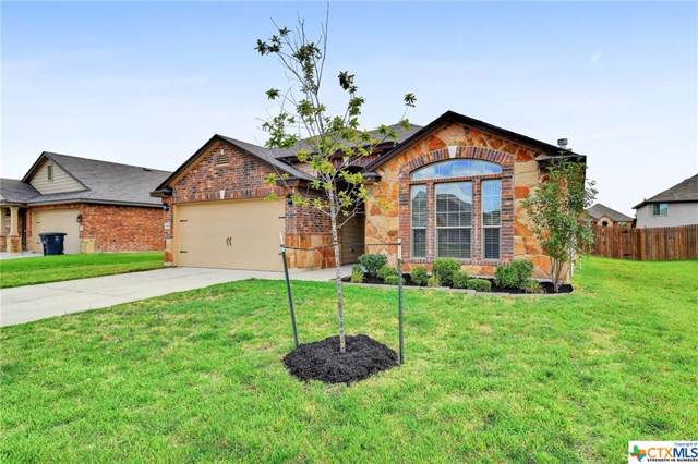 6406 Cool Creek Drive, Killeen, TX 76549 (#389922) :: Realty Executives - Town & Country