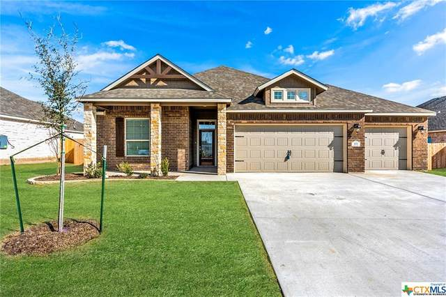 411 Raven Drive, Temple, TX 76502 (MLS #389955) :: The Myles Group