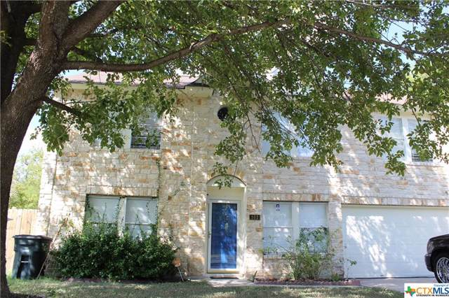 103 Turtle Creek Drive, Killeen, TX 76542 (MLS #389986) :: Marilyn Joyce   All City Real Estate Ltd.