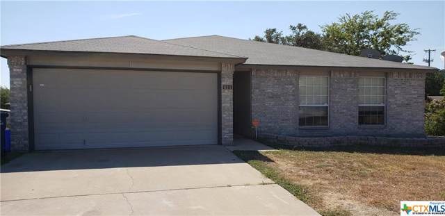 611 Mesquite Circle, Copperas Cove, TX 76522 (MLS #389997) :: The Graham Team