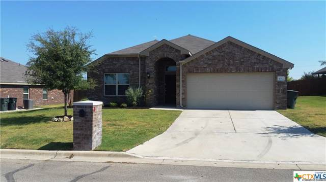 4012 Brookhaven Drive, Temple, TX 76504 (MLS #390006) :: The Graham Team