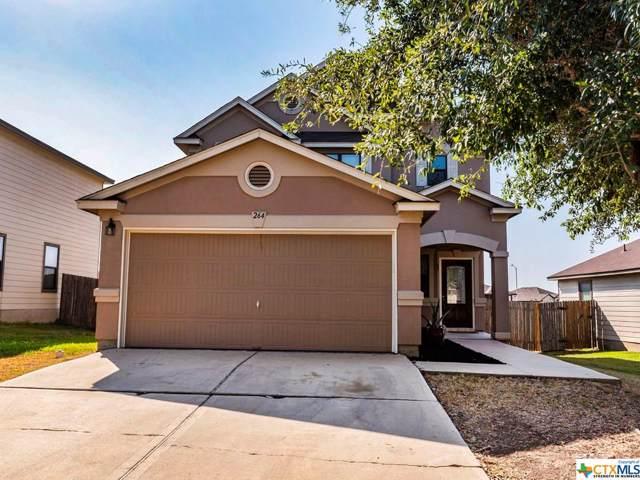 264 Cordero Drive, San Marcos, TX 78666 (MLS #390036) :: Kopecky Group at RE/MAX Land & Homes
