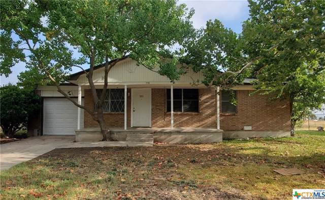 115 North Drive, Copperas Cove, TX 76522 (MLS #390041) :: The Real Estate Home Team