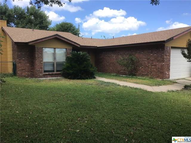 105 Blanket Drive, Copperas Cove, TX 76522 (MLS #390047) :: The Graham Team