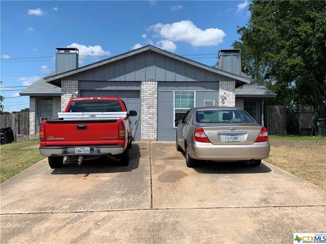 3208 Trenton Drive, Temple, TX 76504 (MLS #390056) :: The Graham Team