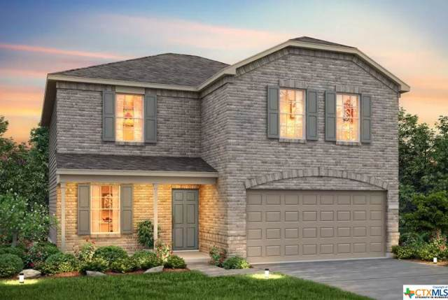420 Ibis Falls Loop, Jarrell, TX 76537 (MLS #390059) :: Marilyn Joyce | All City Real Estate Ltd.