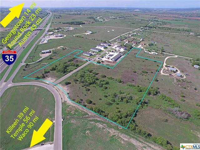 000 County Rd 306, Jarrell, TX 76537 (#390072) :: First Texas Brokerage Company