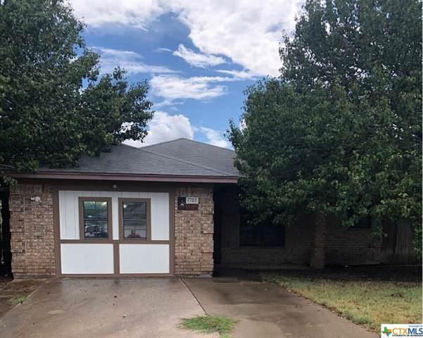 2708 Wildflower Drive, Killeen, TX 76549 (MLS #390084) :: Brautigan Realty