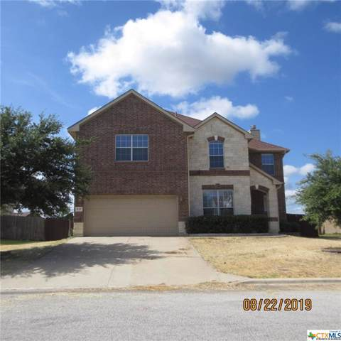 832 Red Fern Drive, Harker Heights, TX 76548 (MLS #390097) :: The Real Estate Home Team