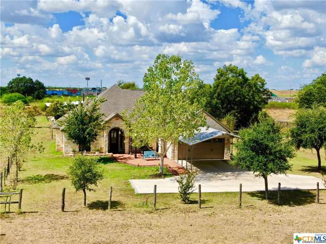 420 Fm 609, La Grange, TX 78945 (MLS #390107) :: The Graham Team