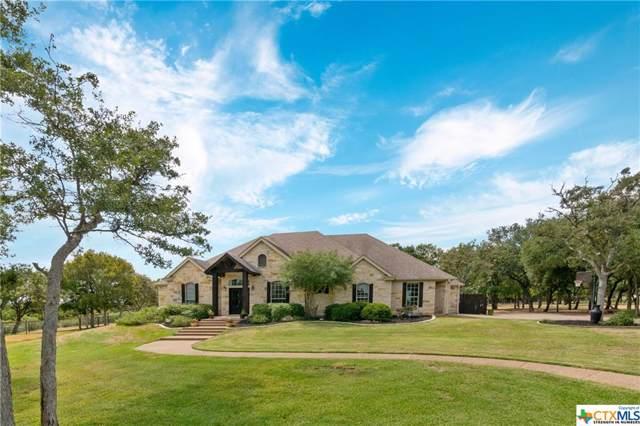 1148 Hidden Springs Drive, Salado, TX 76571 (MLS #390110) :: The Graham Team