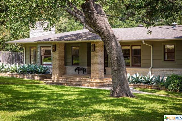 664 California Boulevard, New Braunfels, TX 78130 (MLS #390124) :: Berkshire Hathaway HomeServices Don Johnson, REALTORS®