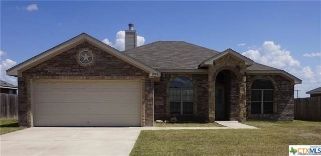 204 Viola Drive, Killeen, TX 76542 (MLS #390126) :: The Real Estate Home Team