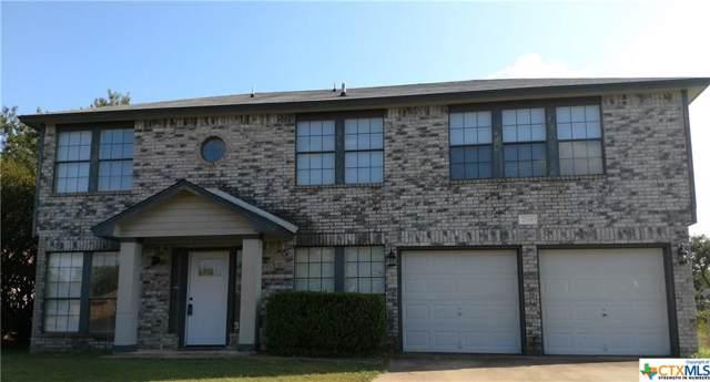 2706 Windmill Drive, Killeen, TX 76549 (MLS #390134) :: The Graham Team