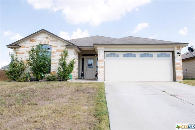 1210 Hogg Court, Copperas Cove, TX 76522 (MLS #390138) :: The Graham Team