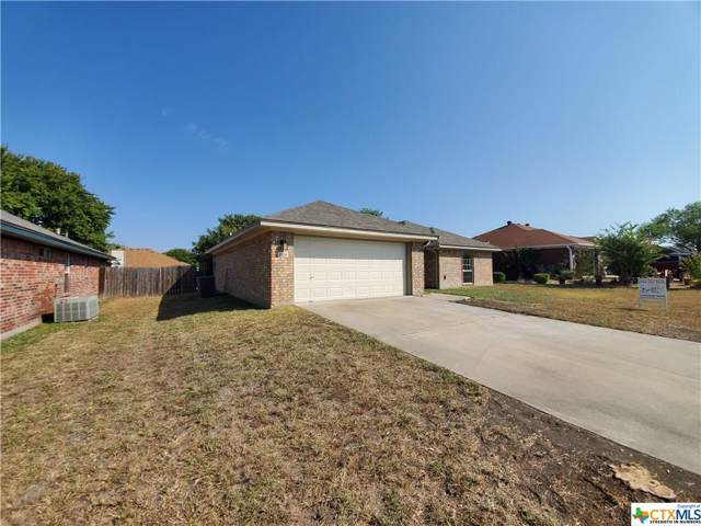 4209 Glennwood Drive, Killeen, TX 76542 (MLS #390156) :: The Real Estate Home Team