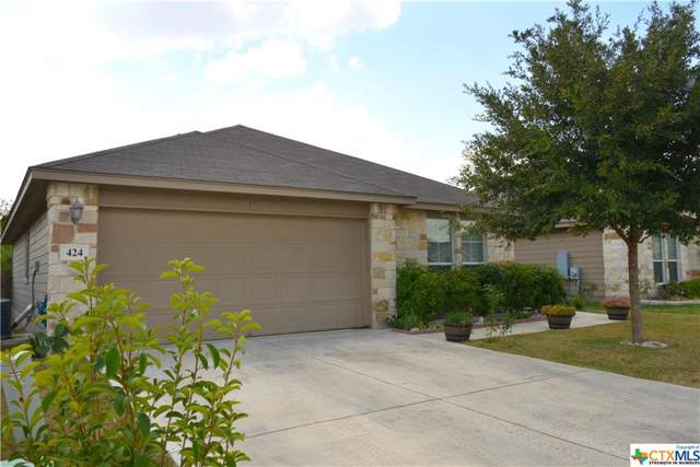424 Capistrano Drive, San Marcos, TX 78666 (MLS #390179) :: Kopecky Group at RE/MAX Land & Homes
