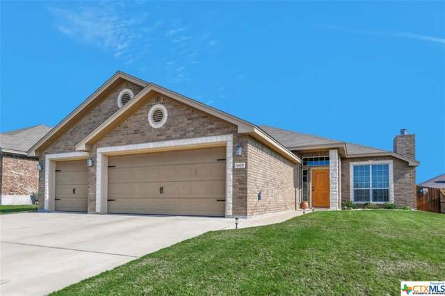 3605 Tatonka Drive, Killeen, TX 76549 (MLS #390183) :: The Real Estate Home Team