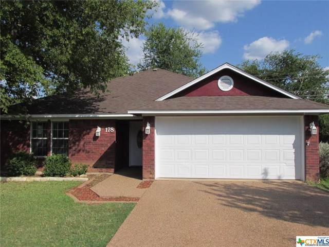 178 Lake Forest Drive, Morgan's Point Resort, TX 76513 (MLS #390188) :: The Real Estate Home Team