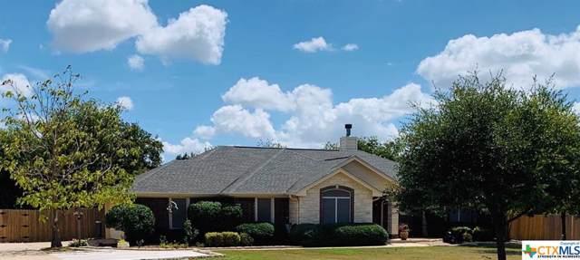 1417 Cedar Oaks Circle, Temple, TX 76502 (MLS #390212) :: The Graham Team