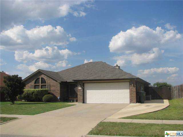 2705 Bigleaf Drive, Killeen, TX 76549 (#390263) :: 12 Points Group
