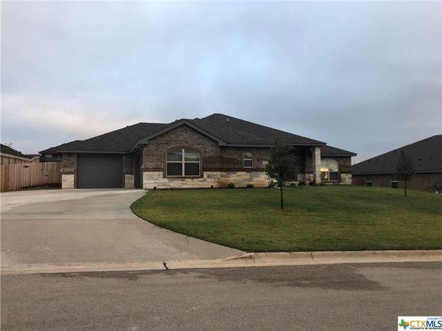 1605 Scotch Drive, Harker Heights, TX 76548 (#390264) :: 12 Points Group