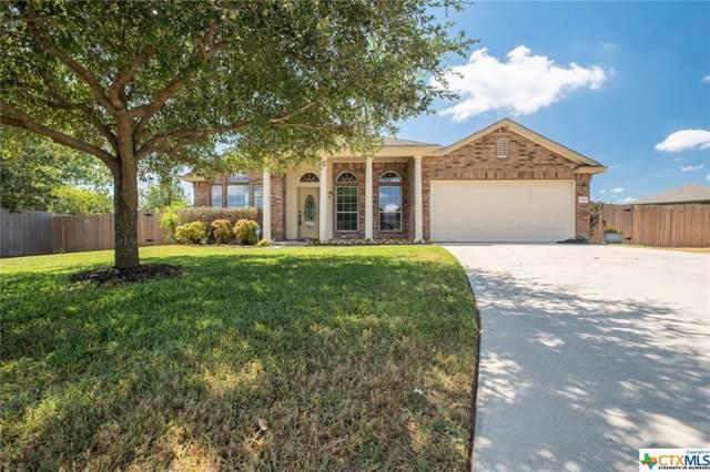 7319 Rickey Drive, Temple, TX 76502 (MLS #390271) :: Brautigan Realty