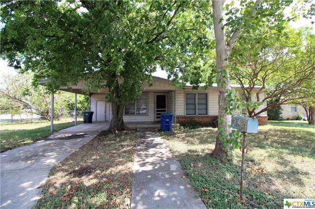 1101 S 3rd Street, Copperas Cove, TX 76522 (MLS #390362) :: The i35 Group
