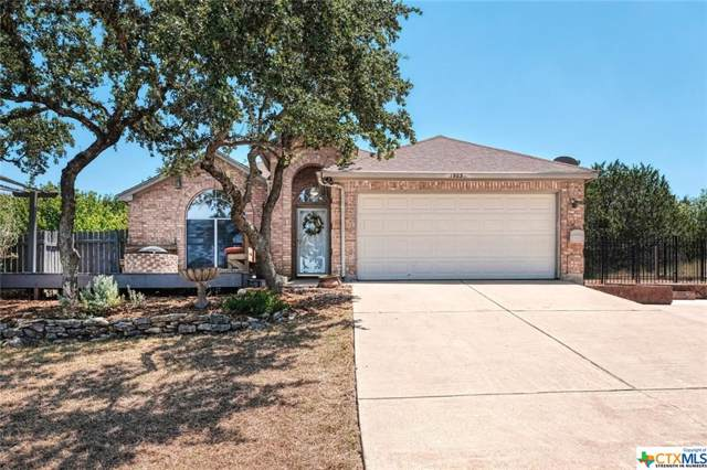 1903 Patriot Drive, Lago Vista, TX 78645 (MLS #390397) :: The Graham Team