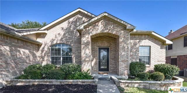 6011 Marble Falls Drive, Killeen, TX 76542 (MLS #390402) :: Vista Real Estate
