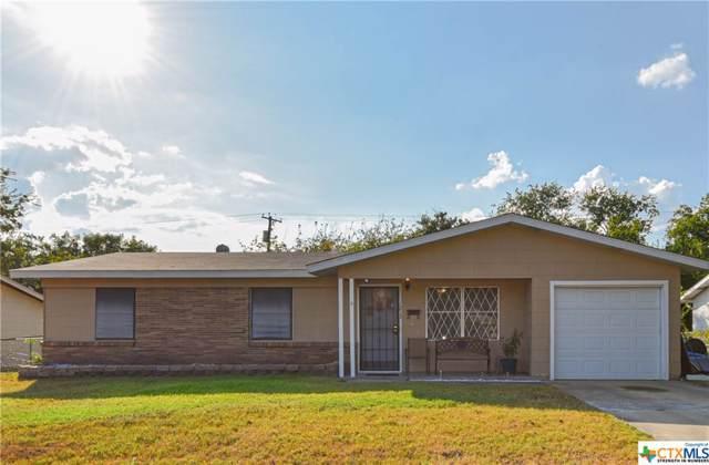 1213 Alta Vista Drive, Killeen, TX 76549 (MLS #390407) :: Brautigan Realty