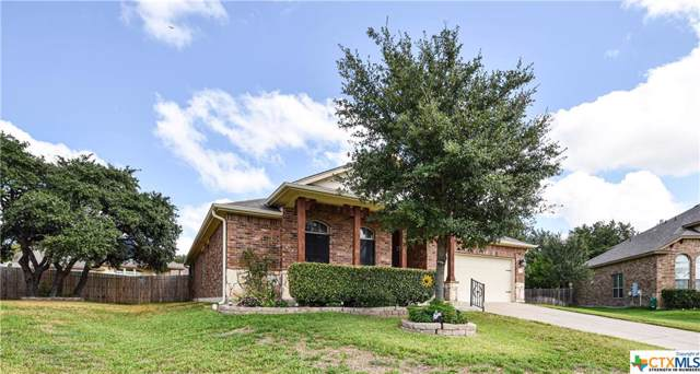 5507 Sulfur Spring Drive, Killeen, TX 76542 (MLS #390408) :: The i35 Group