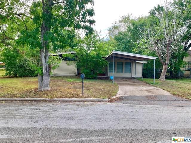 205 Dugger Street, Edna, TX 77957 (MLS #390414) :: The Zaplac Group