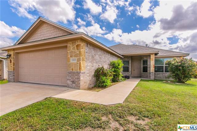 2123 Carriage House Drive, Temple, TX 76502 (MLS #390433) :: Vista Real Estate