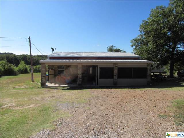 65 State Hwy 16 S, Goldthwaite, TX 76844 (MLS #390488) :: The i35 Group