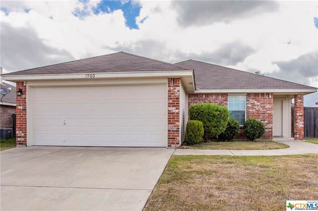 3900 John Haedge Drive, Killeen, TX 76549 (MLS #390523) :: Brautigan Realty