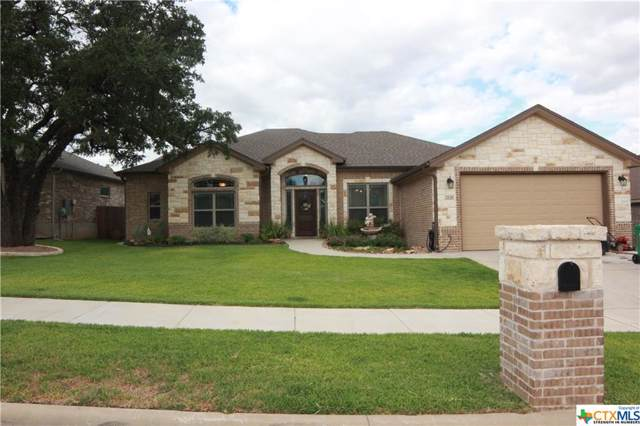 2130 Yturria Drive, Belton, TX 76513 (MLS #390531) :: The Graham Team