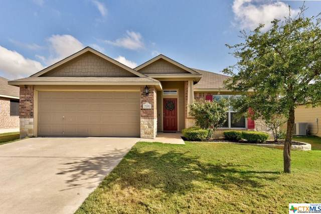 7920 Woodbury Drive, Temple, TX 76502 (MLS #390543) :: The i35 Group