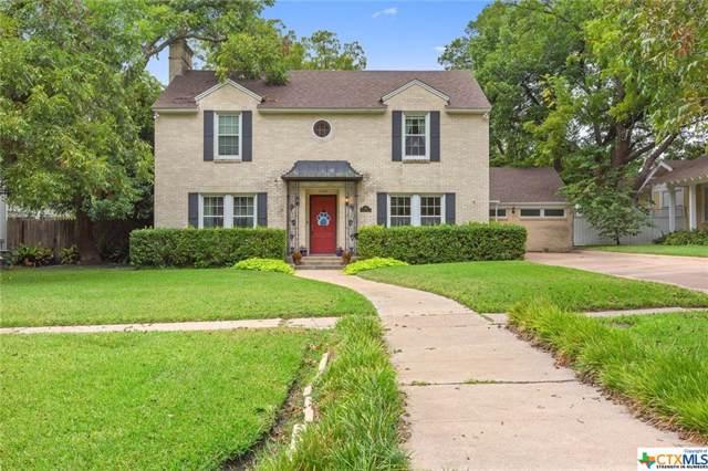 1106 N 9th Street, Temple, TX 76501 (MLS #390544) :: Vista Real Estate