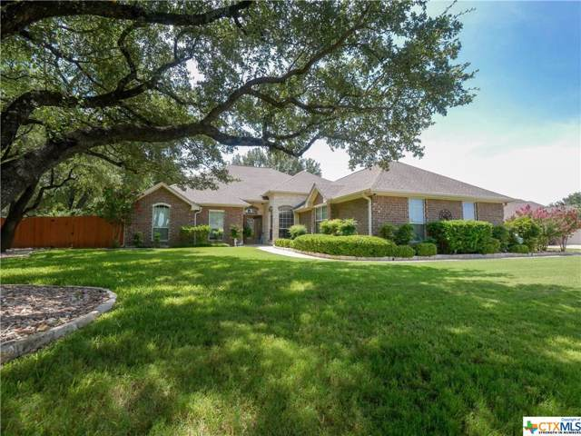 137 Spring Meadow Lane, Belton, TX 76513 (MLS #390565) :: The Graham Team