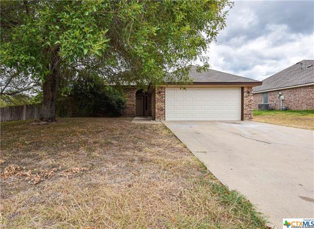 605 Paintbrush Drive, Harker Heights, TX 76548 (MLS #390566) :: The i35 Group