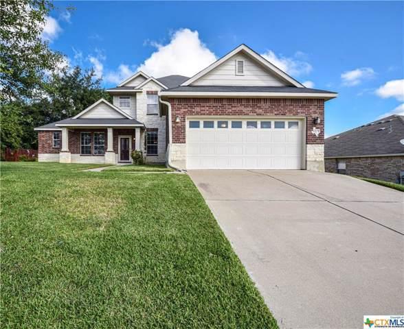 6105 Mosaic Trail, Killeen, TX 76542 (MLS #390567) :: Vista Real Estate